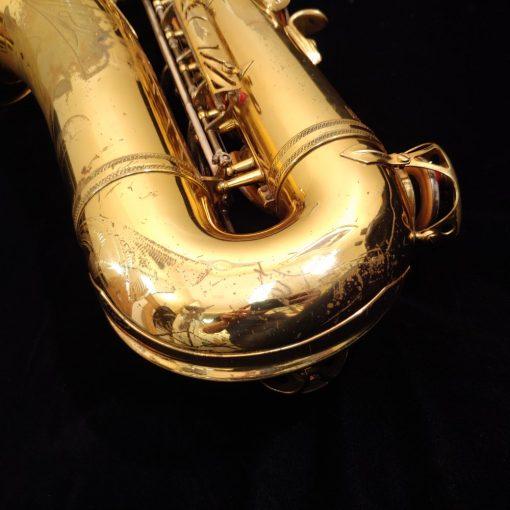 1963 Selmer Mark VI Tenor Sax - French Finished, #108,378