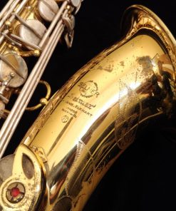 1963 Selmer Mark VI Tenor Sax - French Finished, #108,378
