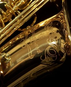AWO20 - Yanagisawa Elite Series Bronze Alto Sax