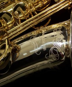 AWO33 - Yanagisawa Solid Silver Series Elite Alto Sax