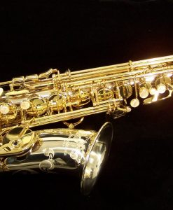 AWO37 - Yanagisawa Solid Sterling Silver Elite Alto Sax