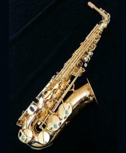 Yanagisawa AWO2 Alto Sax - Professional Bronze Alto Sax