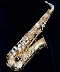 Yanagisawa AWO30 Alto Sax - Solid Silver Neck & Body