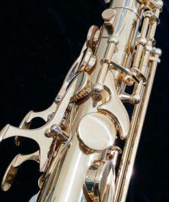 Yanagisawa AWO33 Alto Sax - Solid Silver Neck & Bell