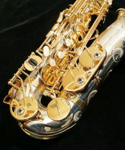 Yanagisawa AWO37 Solid Silver Alto Sax