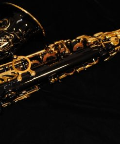 52JBL Selmer Paris Series II Black Lacquered Alto Sax