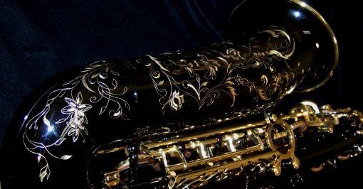 Series III Black Alto Sax - Selmer Paris 62JBL Jubilee