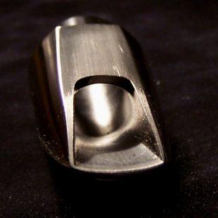 Kessler Custom 5M Rubber Alto Sax Mouthpiece