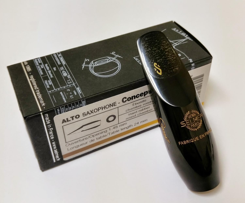 Selmer Paris Concept Tenor Saxophone Mouthpiece