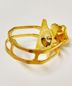 Theo Wanne DURGA Rubber Alto Sax Mouthpiece (Durga-3)