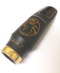 Theo Wanne GAIA-2 Hard Rubber Alto Sax Mouthpiece