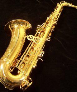 Julius Keilwerth MKX Alto Sax - Gold Lacquer