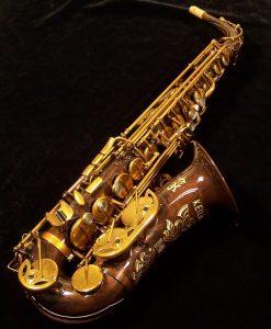 Keilwerth MKX Alto Sax - Antique Finish