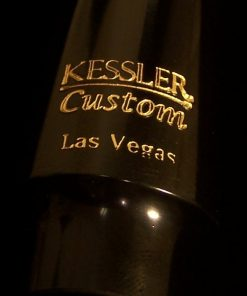 Kessler Custom New York Short Shank Alto Sax Mouthpiece