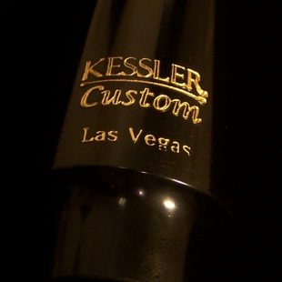 Kessler Custom New York Short Shank Alto Sax Mouthpiece