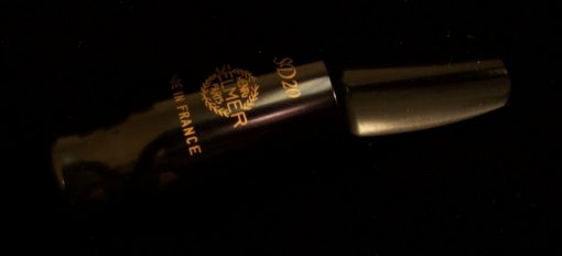 SD20 Alto Sax Mouthpiece by Selmer Paris