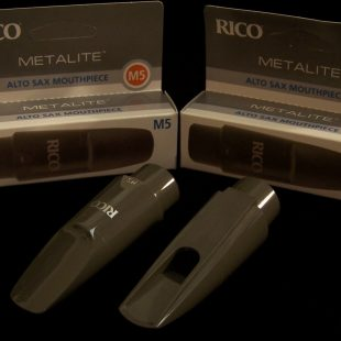 Rico Metalite Alto Sax Mouthpiece