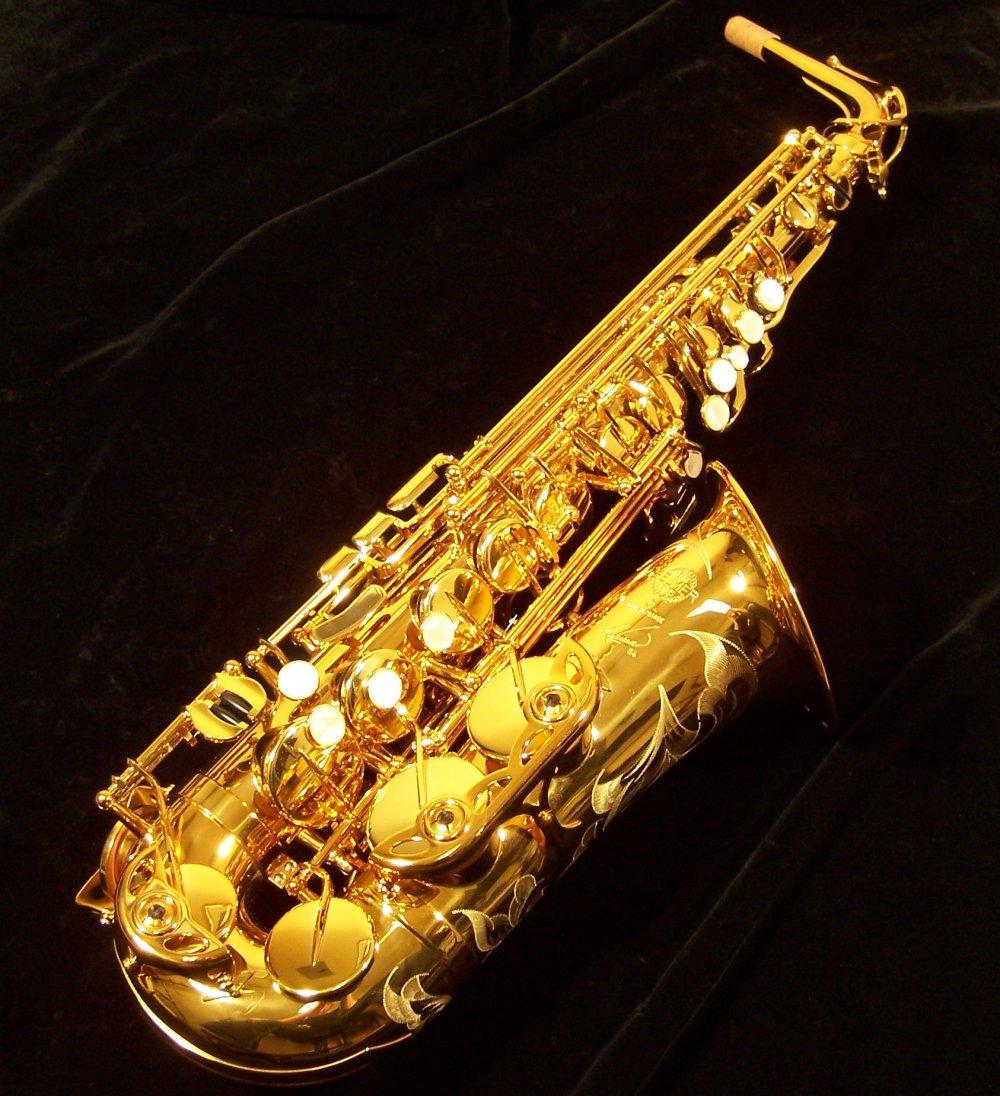 Selmer saxophone key generator