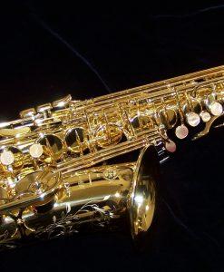 Series III Alto Sax - Selmer Paris 62J Jubilee Gold Lacquer