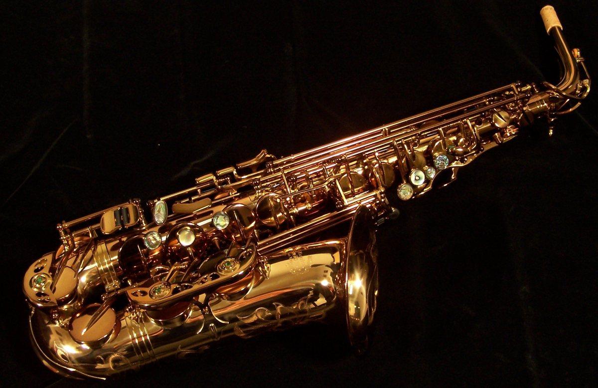 Kessler Custom SONUS Alto Sax - Vintage American Tone