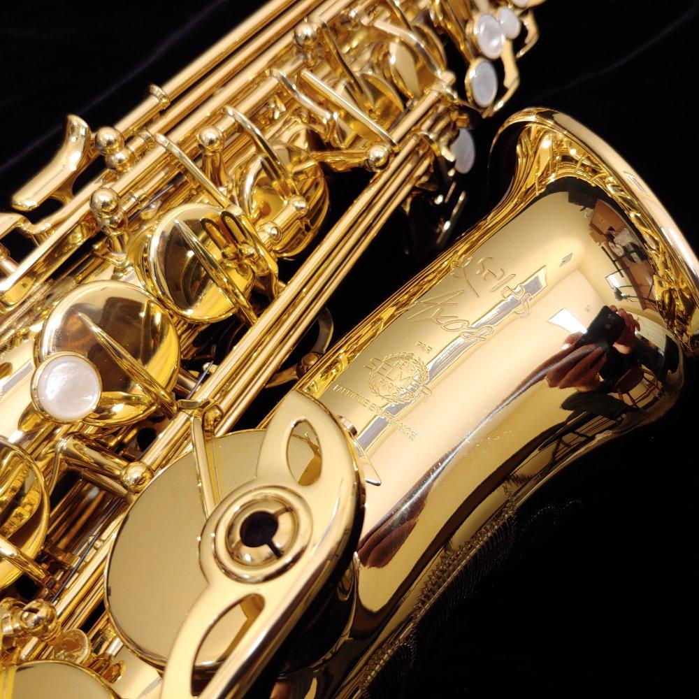 SeleS by Selmer Paris - AXOS Professional Alto Sax