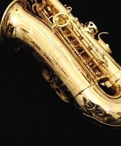 Selmer Paris Series III Alto Sax - Jubilee, Gold Lacquer 62J