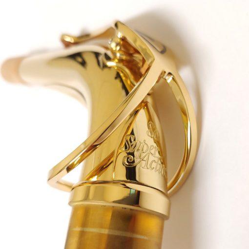 Series II Alto Sax Neck - Jubilee, Gold Lacquer