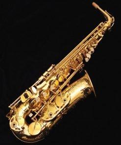 Selmer Paris Series II Alto Sax - Jubilee Gold Lacquer