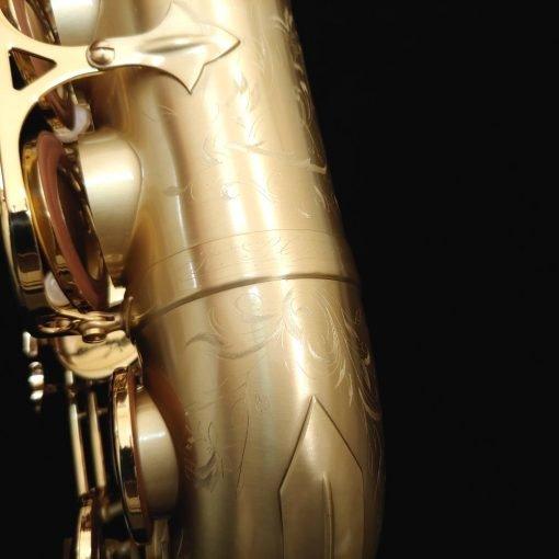 Selmer Paris Series II Jubilee Alto Sax - Brushed Matte 52JM
