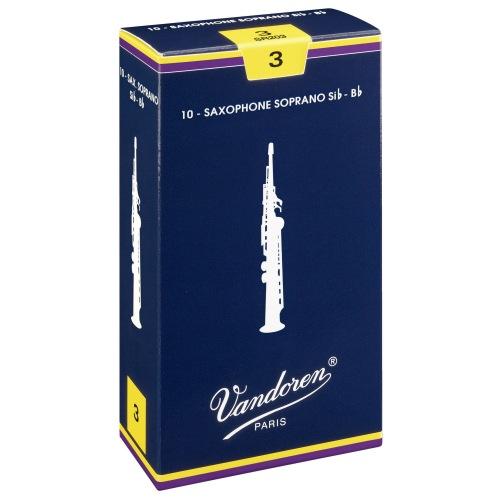 Vandoren Soprano Sax Reeds
