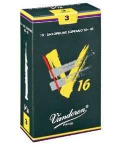 Vandoren V16 Soprano Sax Reeds