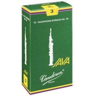 Vandoren Java Soprano Sax Reeds