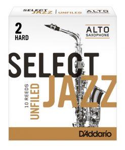 Select Jazz Alto Sax Reeds