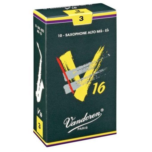 Vandoren V16 Alto Sax Reeds
