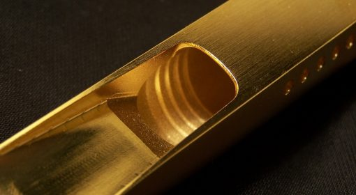 Theo Wanne SHIVA Tenor Sax Mouthpiece - Gold