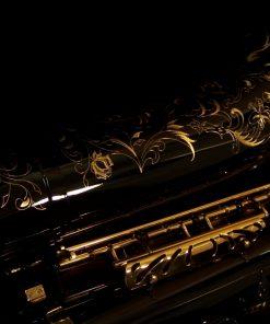 Selmer Paris 54JBL Series II Black Tenor Sax
