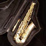 Kessler Custom Handmade NS Solid Nickel Silver Alto Sax