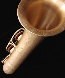 Kessler Custom Handmade Tenor Sax - Brushed Matte