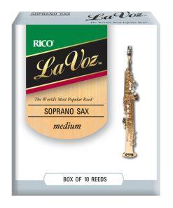 LaVoz Soprano Sax Reeds