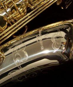 Yanagisawa Tenor Sax Solid Silver - Previous T9937 Model Shown