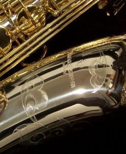 Yanagisawa Tenor Sax Solid Silver - Previous T9937 Model Shown