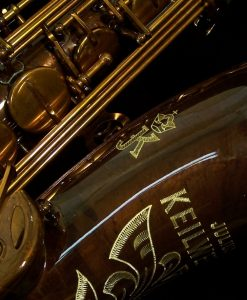Julius Keilwerth MKX Tenor Sax - Antique Finish