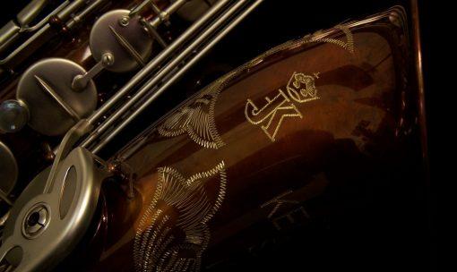 SX90R Vintage Keilwerth Tenor Sax
