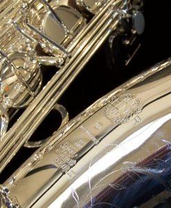 Selmer Paris 54JS Series II Tenor Sax - Silver Plated