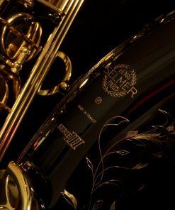 Selmer Paris Tenor 64JBL Series III Tenor Sax - Jubilee Black Lacquered