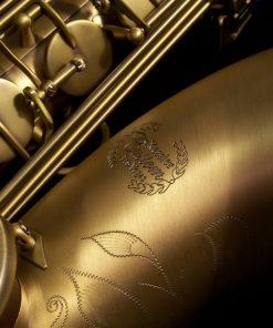 Kessler Custom Tenor Sax - Handmade Brushed Matte