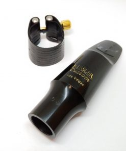 Kessler Custom Modern Classical Tenor Sax Mouthpiece - with Rovner Dark Ligature