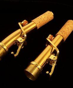 Yanagisawa Soprano Sax Neck - Bronze Necks