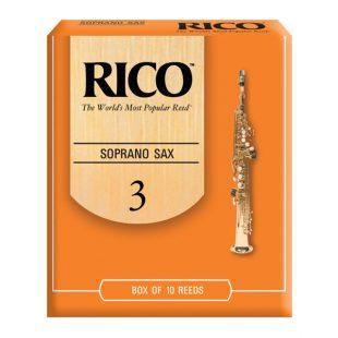 Rico Soprano Sax Reeds