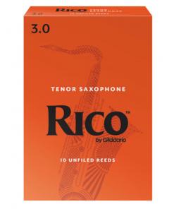 Rico Tenor Sax Reeds - Orange Box Student Reeds